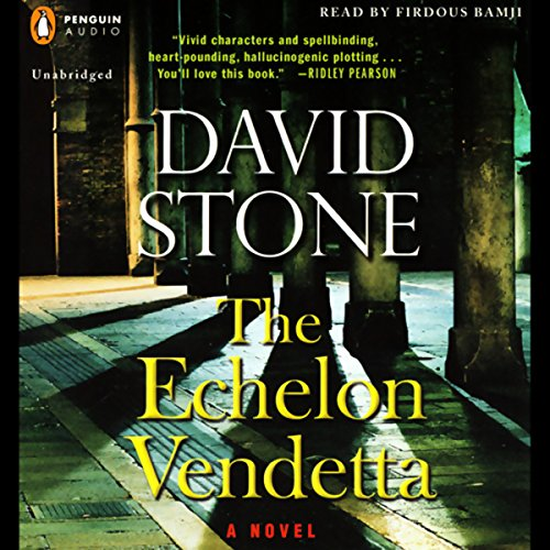 The Echelon Vendetta audiobook cover art