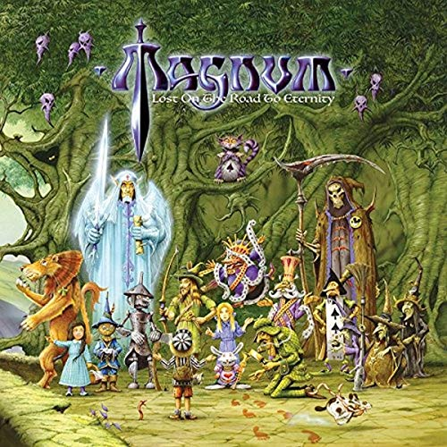 Magnum: Lost on the Road to Eternity (Audio CD (Standard Version))