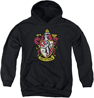 harry potter gryffindor hooded sweatshirt