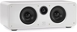 Q Acoustics Concept Center Hoparlör (2,5 Yollu, 1.0 Kanal, 75 W, 75-22000 Hz, 6 Ohm, Beyaz)