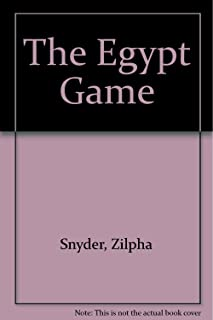 THE EGYPT GAME.