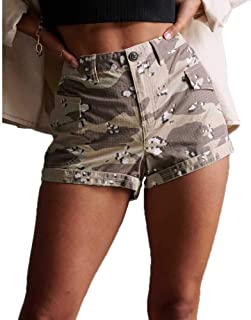 Superdry Women's Utility Cargo Short