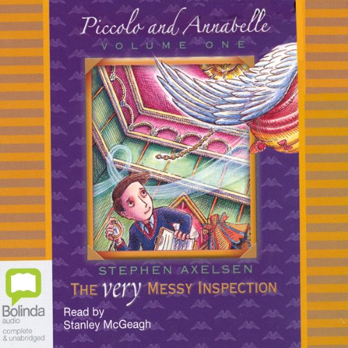 Piccolo and Annabelle, Volume One audiobook cover art