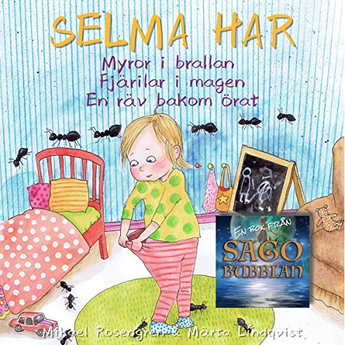 Selma har cover art