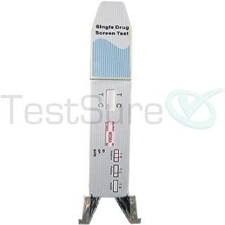 5 TestSure Ecstasy (MDMA) Drug Test Kit, At Home Urine Drug Screen for Ecstasy, Molly, and MDMA