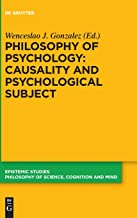 Philosophy of Psychology: Causality and Psychological Subject: New Reflections on James Woodward's Contribution