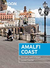 Moon Amalfi Coast: With Capri, Naples & Pompeii