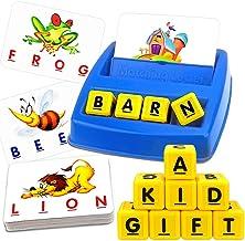 JONEG Matching Letter Game, Kindergarten Preschool Education