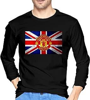 Manchester United Men's Cool Long Sleeve T Shirt