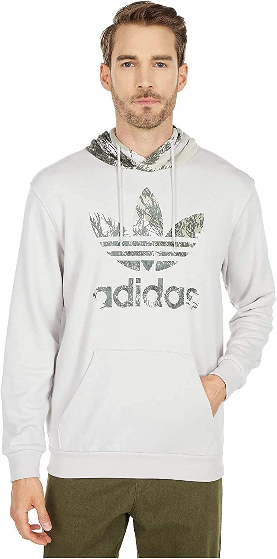 Discount is also underway adidas Originals Limited Special Price Camo Block Hoodie