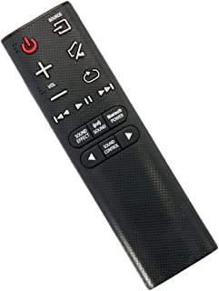 Replaced Remote Control Compatible for Samsung HWK360/ZA HW-K470 HWK650 HWKM36C HW-KM37C HW-KM45C/ZA Sound Bar System