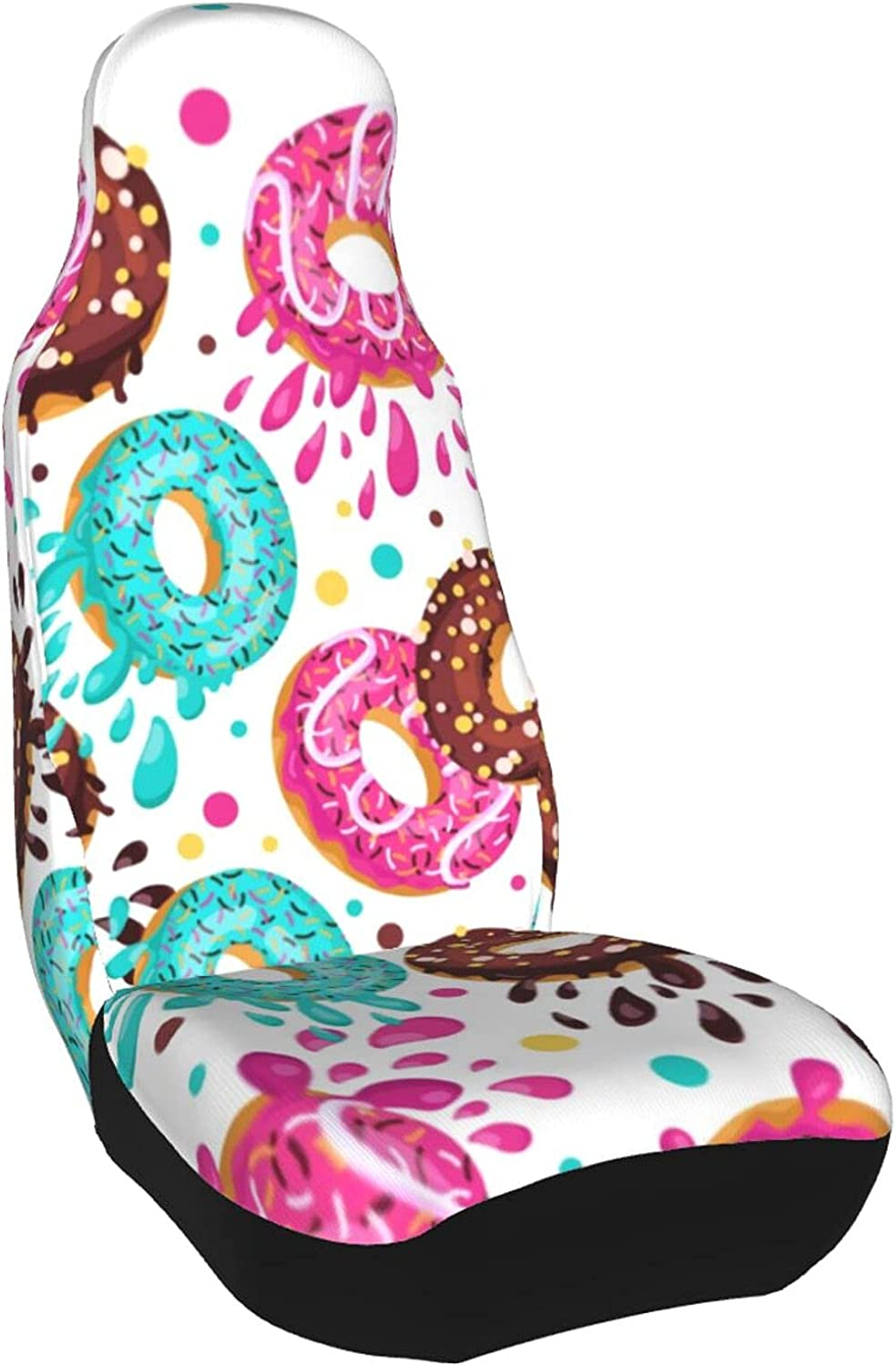 Universal Cheap bargain Fit Car New sales Seat Cover for Chocolate Truck Van D Sweet