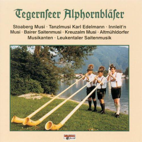 Tegernseer Alphornbläser u.a.