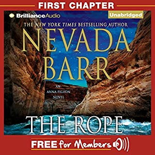 The Rope: First Chapter audiobook cover art