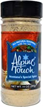 Alpine Touch 14oz All Natural Seasoning with Sea Salt