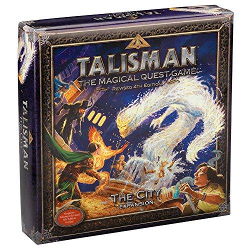 Games Workshop GAW89005 Nein Talisman: The City Expansion, Spiel