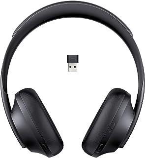 Bose - Auriculares con cancelación de Ruido 700 UC, con Control de Voz Alexa, Color Negro