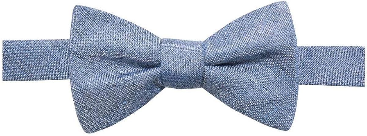 Ryan Seacrest Distinction Mens Silk Blend Bu Bow Tie
