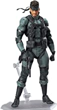 Famous Video Game Metal Gear Solid 2: SONS of Liberty Solid Snake Action Figure Game Character Snake PVC Figure Toy