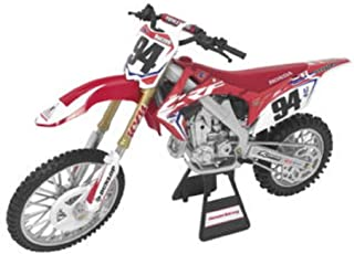 Orange Cycle Parts Die-Cast Replica Toy 1:6 Scale Model Ken Roczen Team Honda HRC Dirt Bike by NewRay 49593