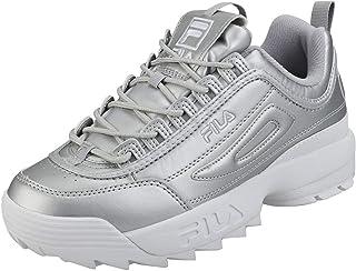 bf06212c Amazon.es: Plateado - Zapatillas / Zapatos para mujer: Zapatos y ...