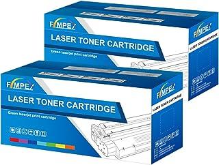 Fimpex Compatible Toner Cartucho Reemplazo para HP Laserjet Pro M402d M402dn M402dne M402dw M402n MFP M426dw MFP M426fdn MFP M426fdw CF226A (Negro, 2-Pack)