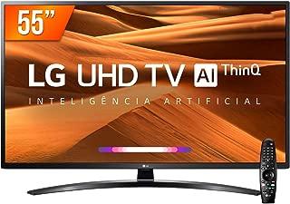 "Tv Lg 55"" Led 55Um761C Ultra Hd 4K Smart Pro, LG, 55UM761C"