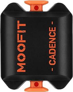 comprar comparacion moofit Sensor Cadencia de Ciclismo con Bluetooth & Ant+ Medidor de Cadencia pedaleo de Bicicleta Impermeable IP67 para Wah...