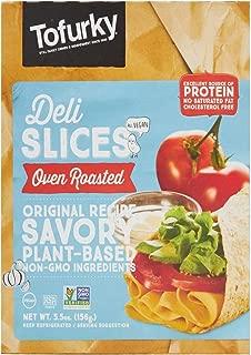Tofurky, Deli Slices, Oven Roasted, 5.5 oz