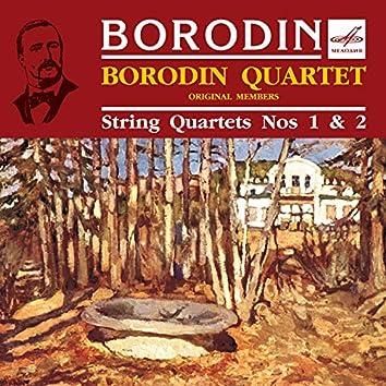 Borodin Quartet Performs String Quartets Nos. 1 & 2