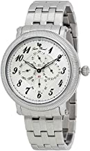 Lucien Piccard Potenza Date Day GMT Men's Watch 10113-22S