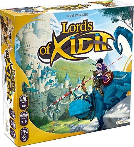 Asmodee–lox01fr–Strategiespiel–Lords of xidit