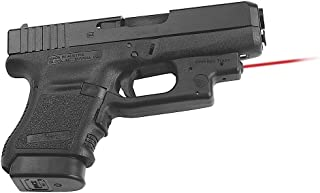 Crimson Trace LaserGuard LG-436R Glock Gen3/4 Cmpt/Subcmpt 19/26/36, Red Red