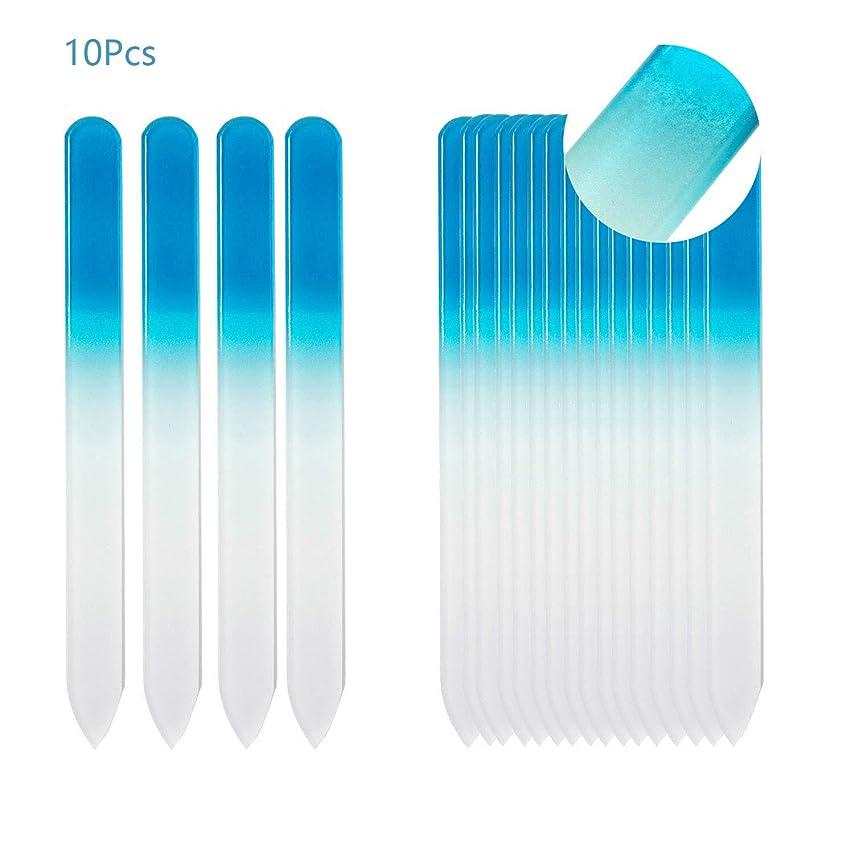 憂鬱な歯科医認可爪やすり ガラスファイル グラスファイル 何度でも再利用 ネイル用品 ジェルネイル