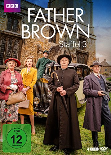 Father Brown - Staffel 3 [4 DVDs]