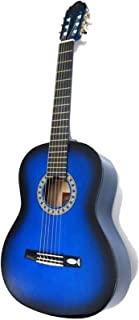 جيتار كلاسيكو من فيتنس اللون الازرق درجه اللون ازرق