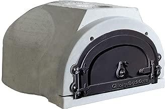 Chicago Brick Oven Residential Outdoor Pizza Oven Kit, CBO-500 DIY Kit