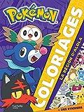 Pokemon - Coloriage Alola