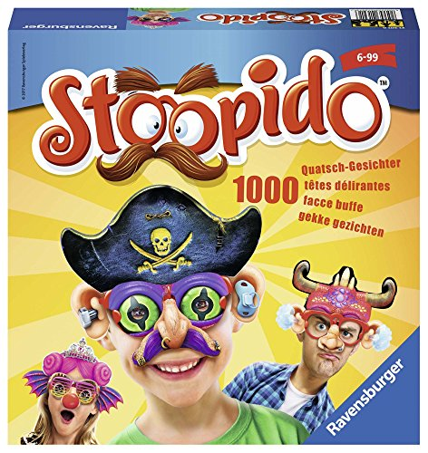 Ravensburger Kinderspiele 21301 Stoopido Kinderspiel