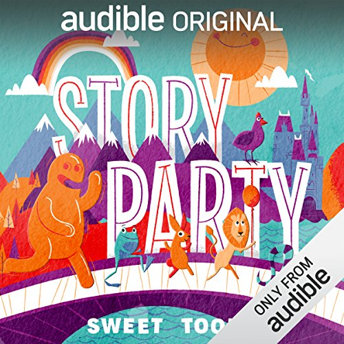 Story Party: Sweet Tooth audiobook cover art