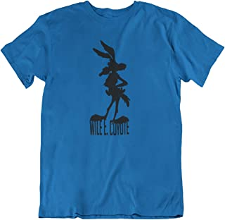 Wile E Coyote T-Shirt. Road Runner Kids T-Shirt in Multiple Colors. Youth Wile E Coyote Shirt