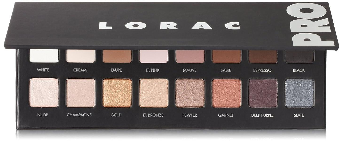 細胞複製否定するLORAC プロのアイメイク シャドウパレット 16色