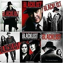 Best The Blacklist Complete Series Seasons 1-6 (DVD, 30-Disc Set) 1 2 3 4 5 6 Review