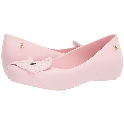 Melissa Shoes Ultragirl Cat II (Pink Glitter) Women