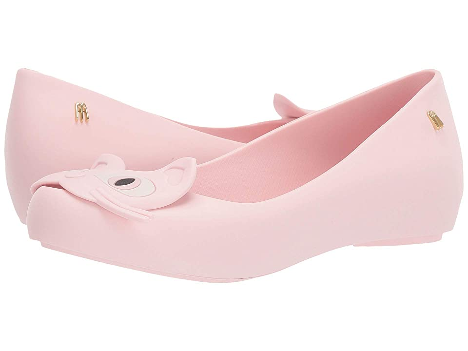 Melissa Shoes Ultragirl Cat II (Pink Glitter) Women