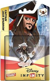 Disney Infinity Crystal - Figurilla Captain Jack Sparrow (8717418400903)