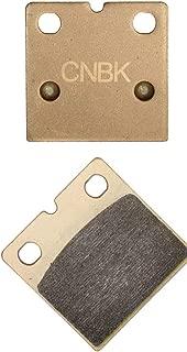 CNBK Front Sintering Disc Brake Pads for MZ Street ETZ301 ETZ 301 90 &up 1990 &up 1 Pair(2 Pads)