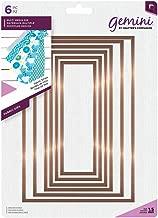 Gemini Multi Media Die-Fabric Strips, Gold