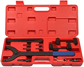 Supercrazy Engine Camshaft Alignment Locking Timing Tool Kit Compatible with VW Audi A4 A6 A8 2.4/3.2 SF0215