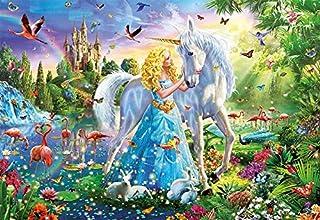 Educa 176541000The Princess and The Unicorn